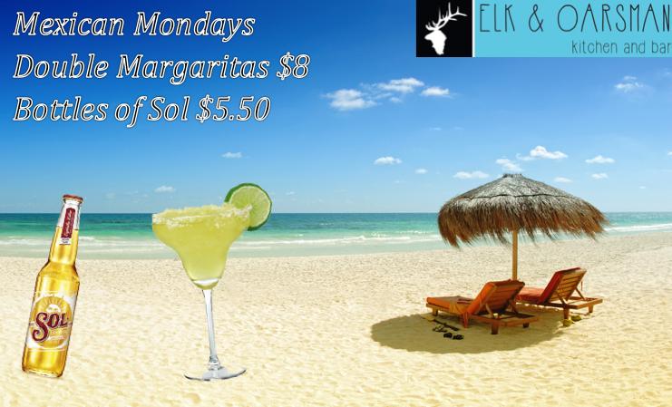 Monday Mexican Specials