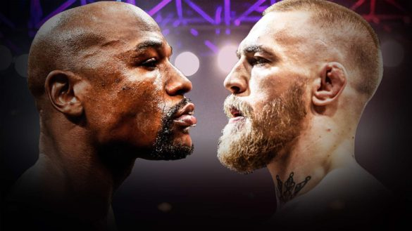 Floyd Mayweather vs Conor McGregor on August 26th