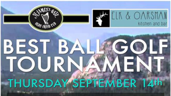 Best Ball Golf Tourny