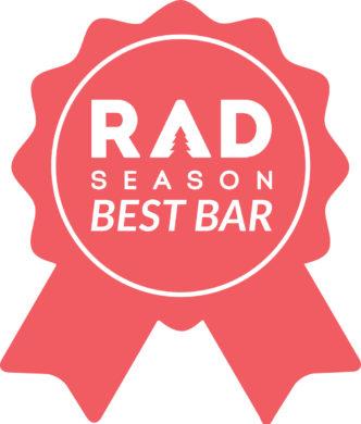 RAD Season Best Bar